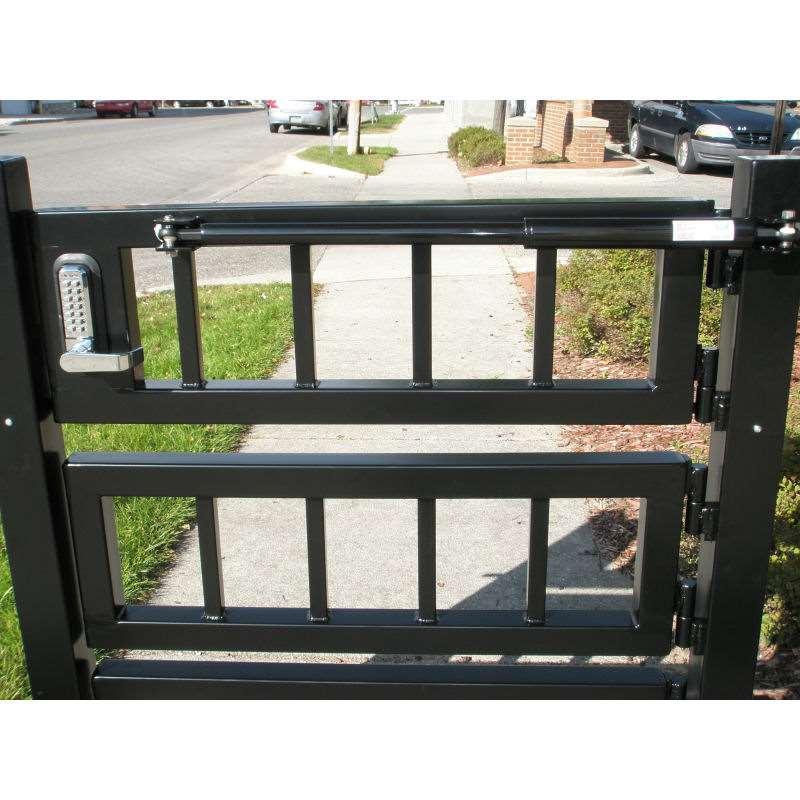 Lockey Tb600 Extra Heavy Duty Commercial Gate Closer