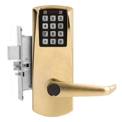 Kaba E Plex E206axsll606 Mortise Door Lock With Auto