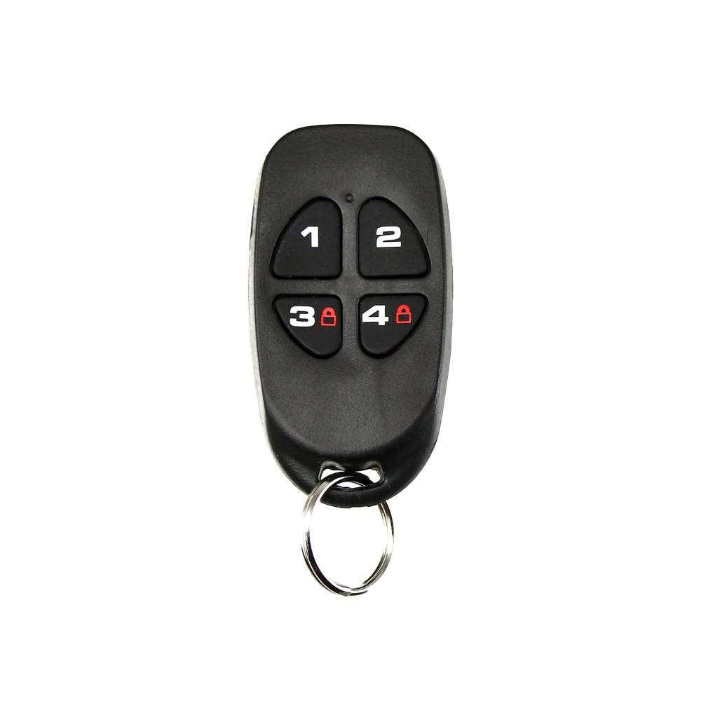 Alarm Lock Rr 4bkeyfob 4 Button Key Fob Gokeyless