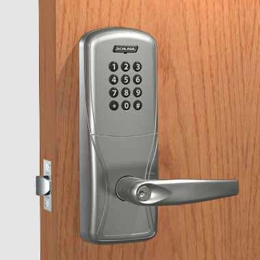 Schlage AD-200 SFIC Offline Keypad Door Lock Modular & Schlage AD-200 SFIC Offline Keypad Door Lock Modular | GoKeyless