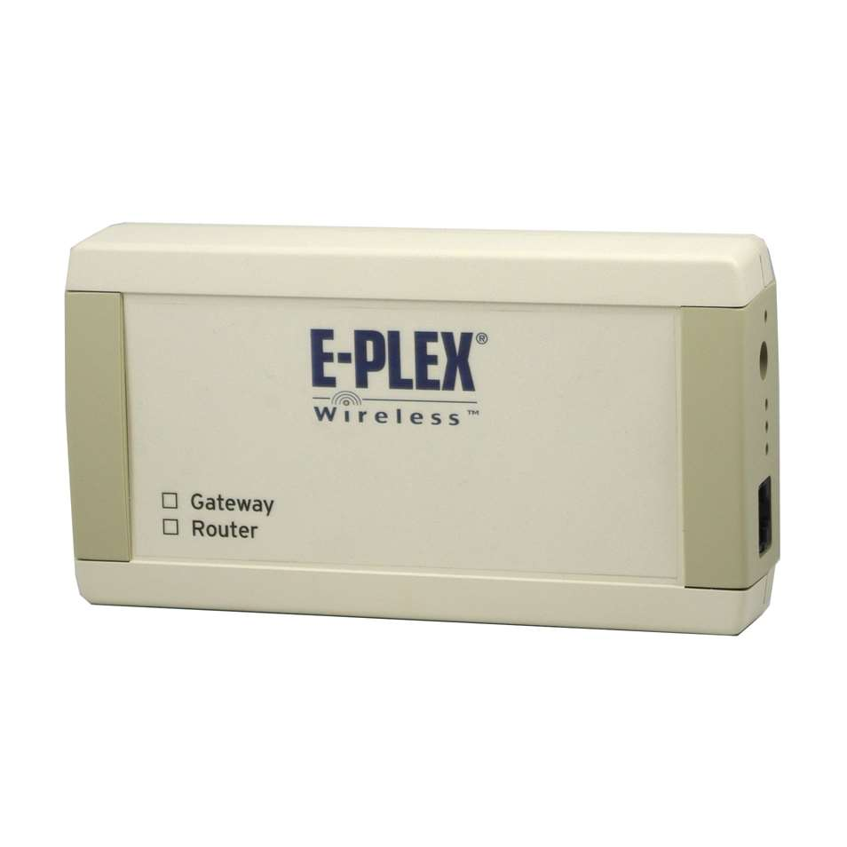 E Plex Wireless 7542800001 Wall Mount Gateway Router Kit