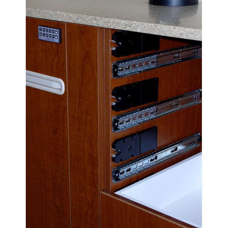 invisible size lock drawer full hidden locks wooden magnetic cabinet of desk diy