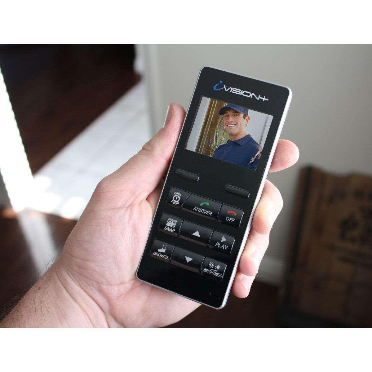 Ivision Handheld Unit Gokeyless