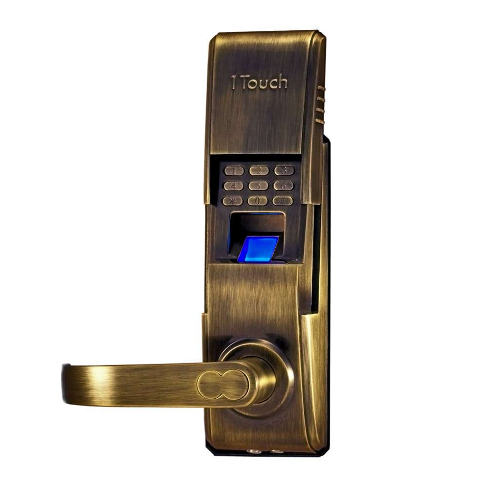 1touch Evo3 Indoor Outdoor Fingerprint Door Lock Gokeyless