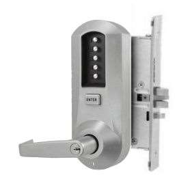 Simplex 5066 Extra Heavy-Duty Combination Mortise Lock