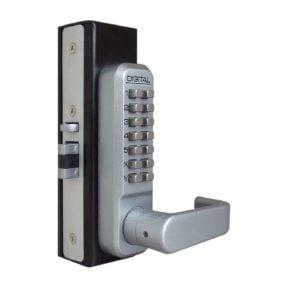 2985 Keyless Narrow Stile Lock