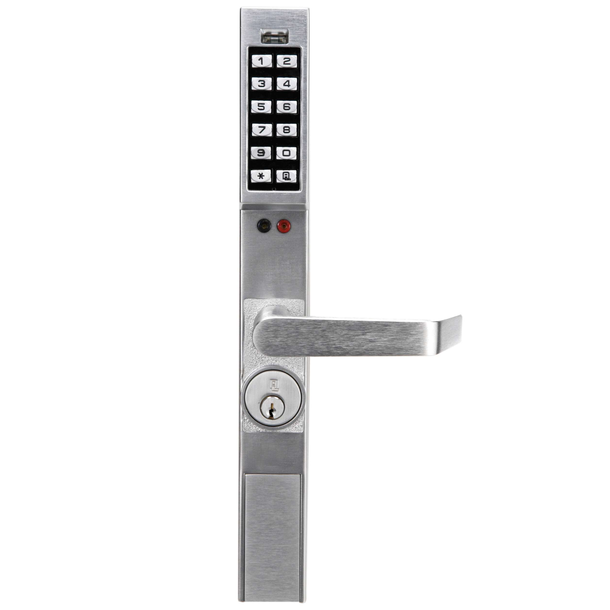 Trilogy DL1300 Narrow Stile Keypad Lock