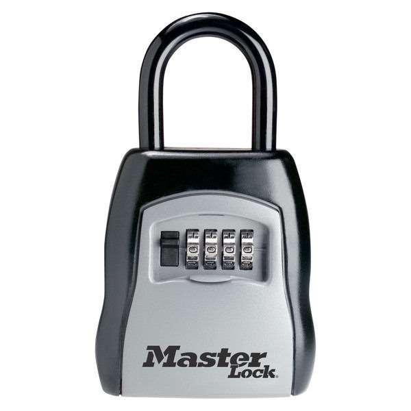 Master Lock 5400d Combination Key Safe Portable Gokeyless