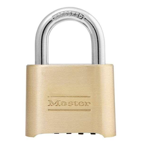 Master Lock 175 Combination Padlock Gokeyless