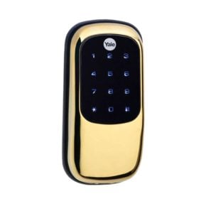 YRD240 Key Free Touchscreen Deadbolt Stand Alone