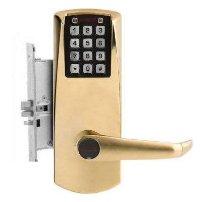 Kaba E Plex E2066xsll606 Indoor Outdoor Mortise Keypad