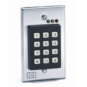 Linear IEI 212i Flush Mount Indoor Keypad