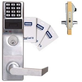 Trilogy PDL3500 Heavy Duty Proximity Mortise Lock
