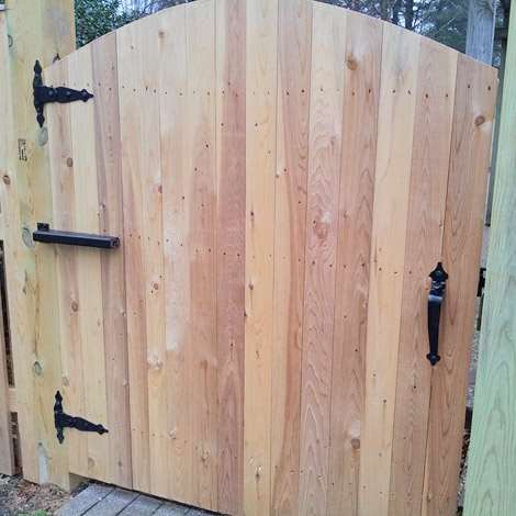 Lockey Tb175 Slow Close Backyard Gate Closer Black