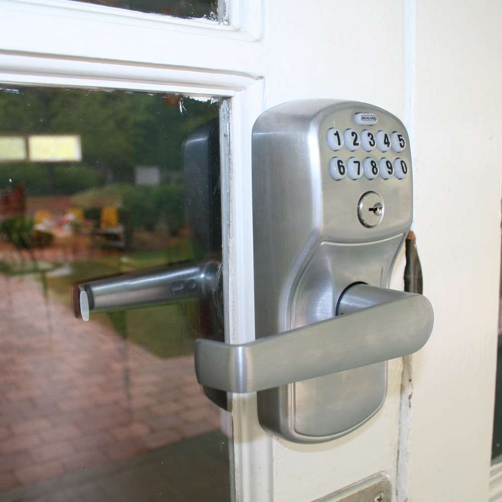 Schlage Fe575 Keypad Lever With Auto Lock Gokeyless