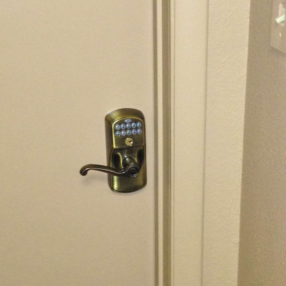 Schlage Fe595 Keypad Entry Lever With Flex Lock Gokeyless