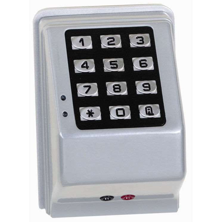 alarm lock dk3000 electronic digital keypad gokeyless. Black Bedroom Furniture Sets. Home Design Ideas
