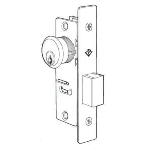 Adams Rite 4070 Short-Throw Deadbolt