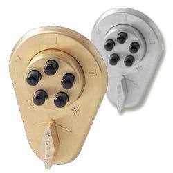 Simplex 920 922 Auxiliary Auto Locking Pushbutton Lock