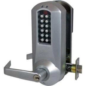 E-Plex® 5200 Electronic Push Button Lock
