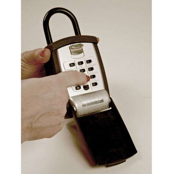 Keyguard Pro Sl500 Digital Key Safe Amp Lock Box Gokeyless