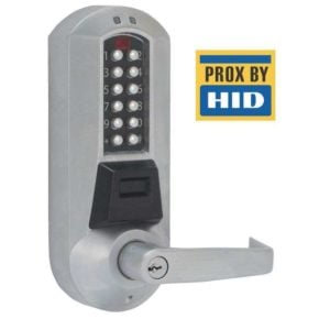 E-Plex® 5700 Electronic Pushbutton Lock