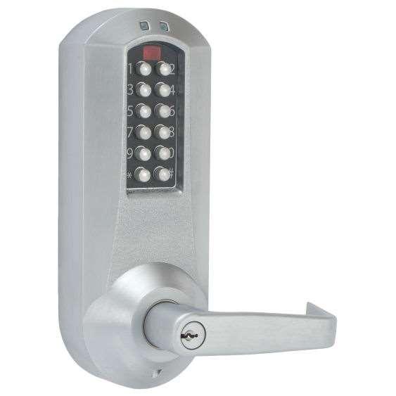 E-Plex 5000 Electronic Push Button Lock with Privacy