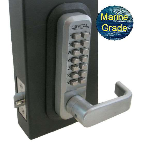 Lockey 2835 Marine Grade Mechanical Keyless Lock