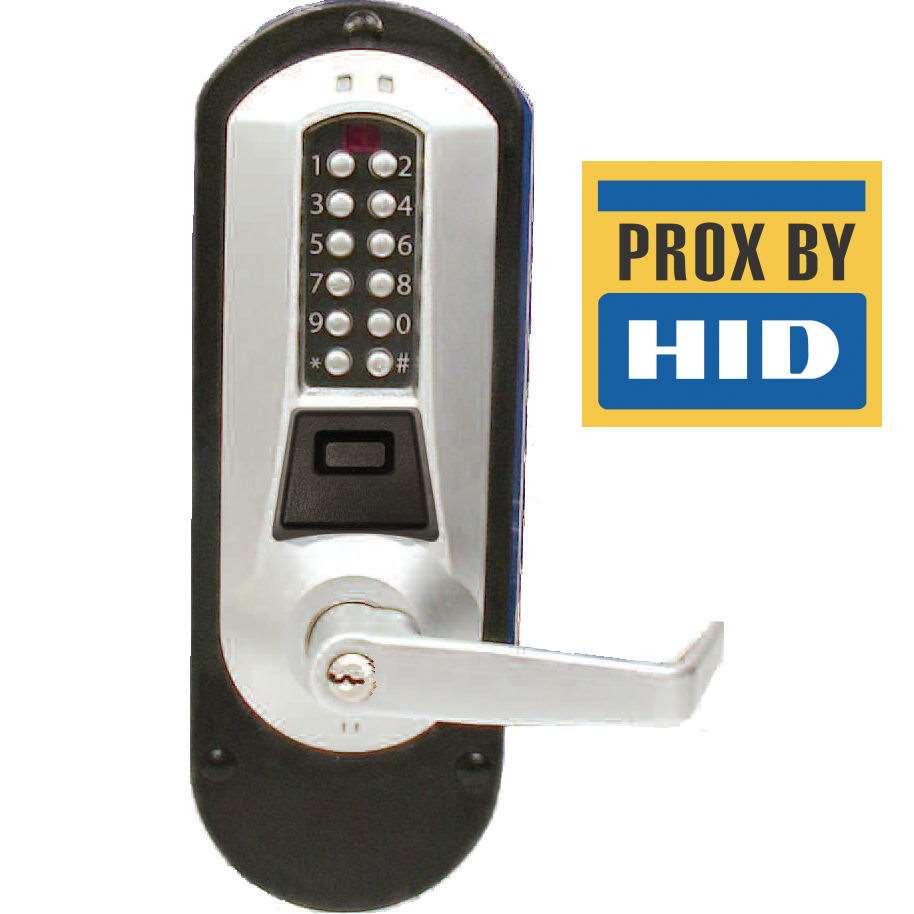 E-Plex E5700 Exit Trim with Prox