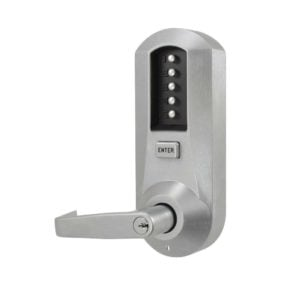 Simplex 5051 Heavy-Duty Grade 1 Push-button Lock