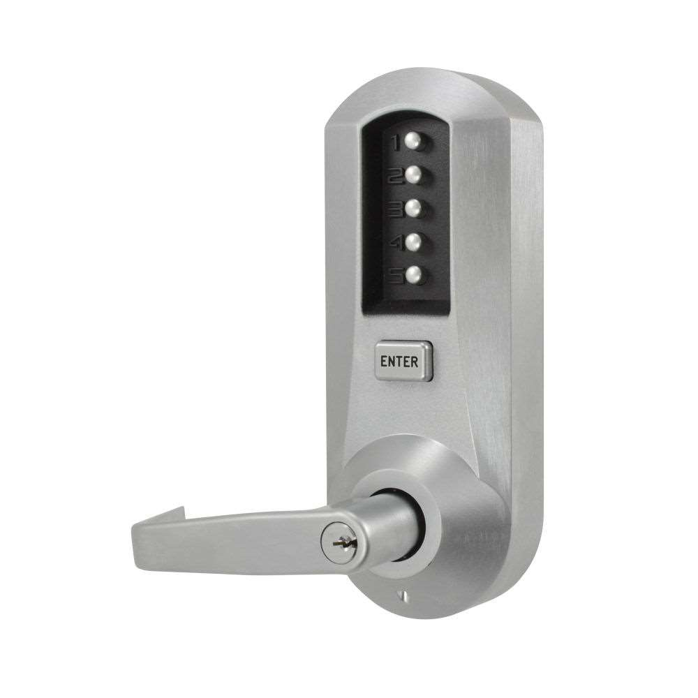 Simplex 5051 Heavy Duty Grade 1 Pushbutton Lock Gokeyless