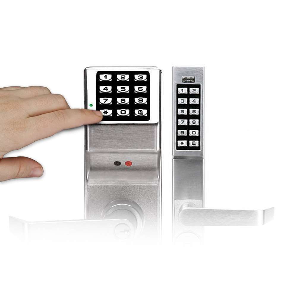 custom setup and programming for alarm lock trilogy locks