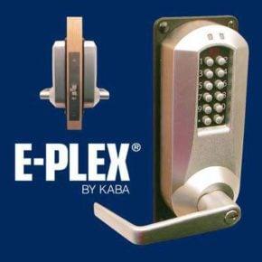 E-Plex® 5086 Entry/Egress Electronic Mortise Lock