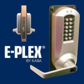 E-Plex® 5086 Entry/Egress Electronic Mortise Lock