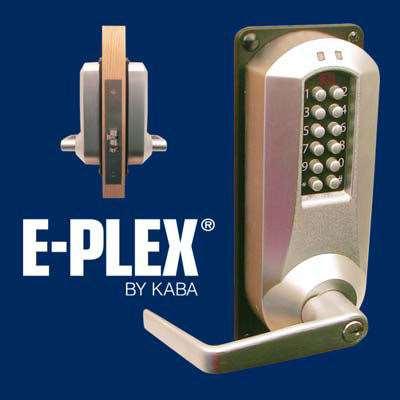E-Plex® E5286 Entry/Egress Mortise Lock