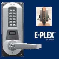 E-Plex® E5786 Entry/Egress Mortise Prox Lock