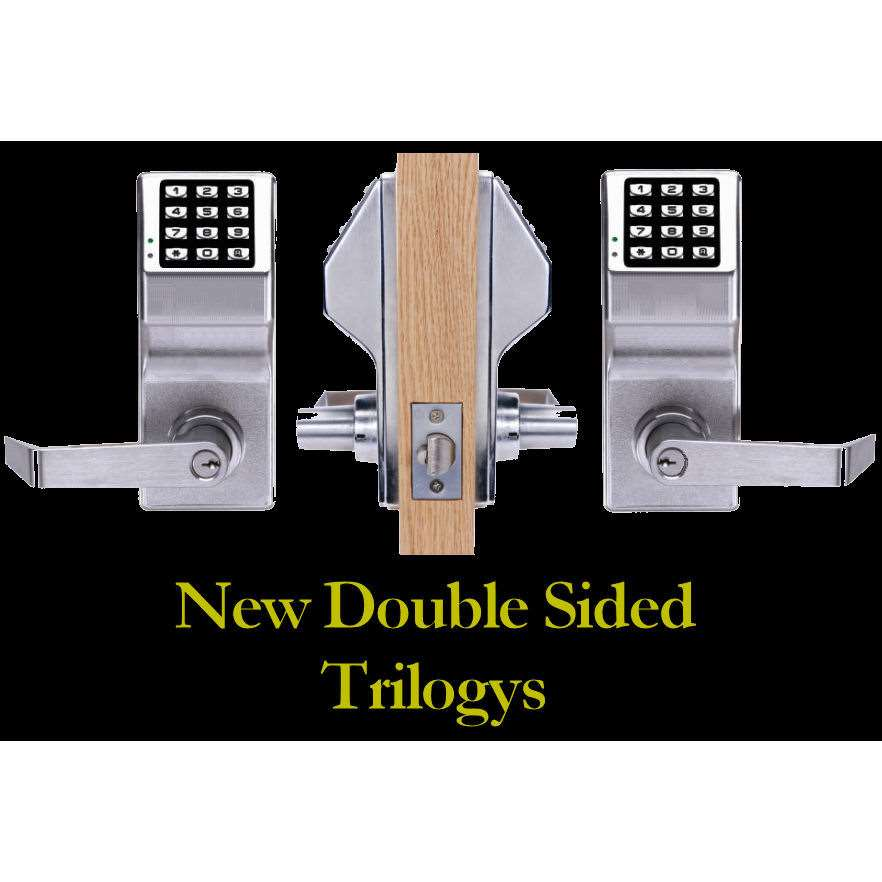 Trilogy Dl5200 Rugged Double Sided Electronic Digital Lock