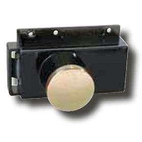 The Brute 8497 Electronic Door Deadlatch Lock Gokeyless