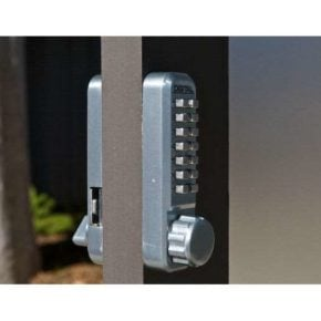 LockeyUSA 2500 - Hook Bolt Mechanical Keyless Lock