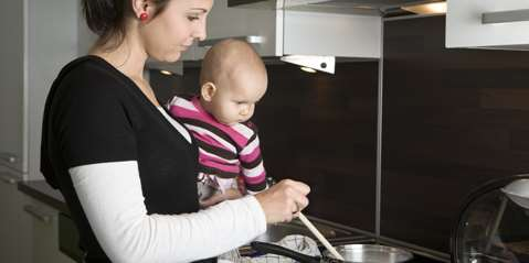 Locks in the News: Locked-Out Mother Leaves Baby Alone While Smoke Alarm Goes Off