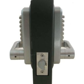 Keyless Gate Locks