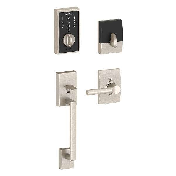 Schlage Touch Fe375 Touchscreen Front Entry Deadbolt Set