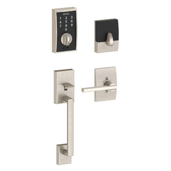 Schlage Fe375 Keyless Touchscreen Front Door Lock Set Gokeyless