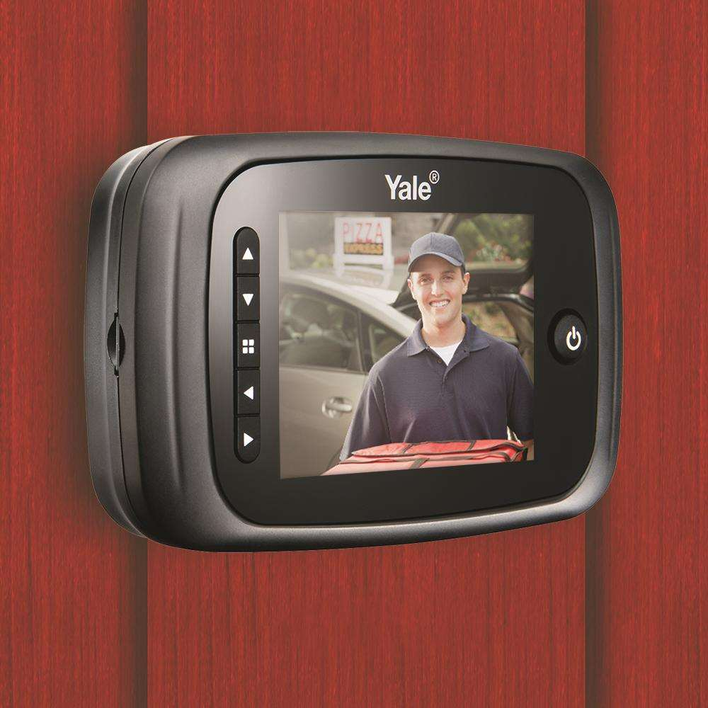 Yale Digital Door Viewer Premium Gokeyless