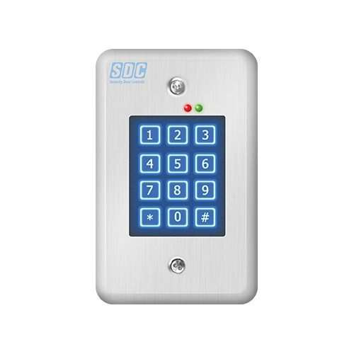 SDC EntryCheck 918 Digital Indoor Keypad