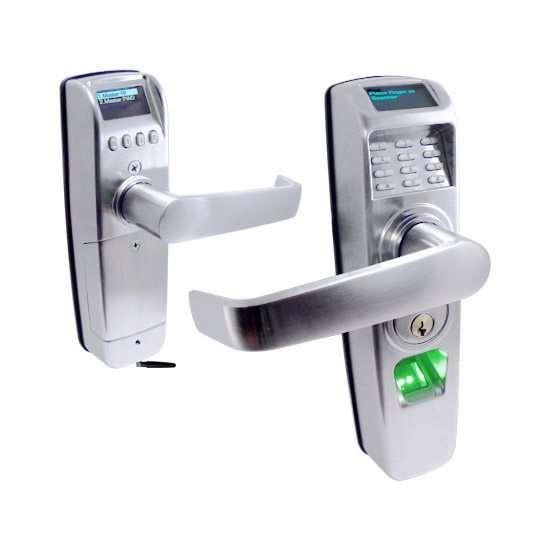 rtsz pin code lock with zwave u0026 fingerprint reader