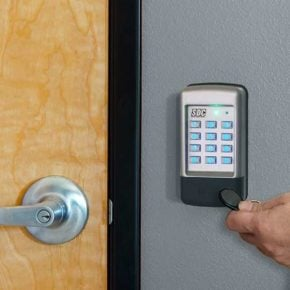 Hardwired Access Control & Electric Locks