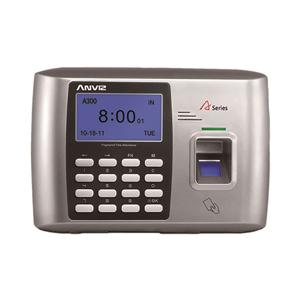 Anviz A300 Fingerprint And Rfid Time Attendance Gokeyless