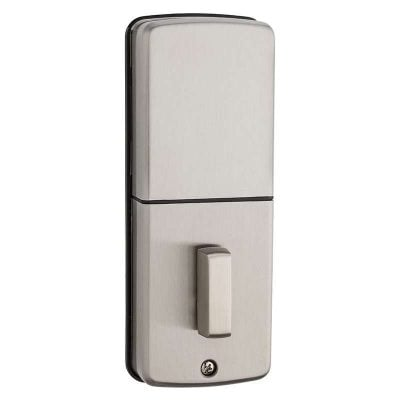 Kwikset Powerbolt 2 Touchpad Electronic Deadbolt Gokeyless