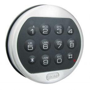 LA GARD Basic Electronic Safe Lock